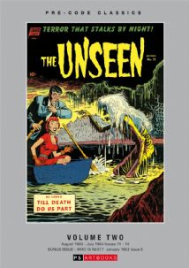 Pre-Code Classics The Unseen / Who Is Next Volume 2